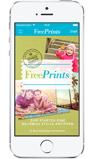 FreePrints für iPhone