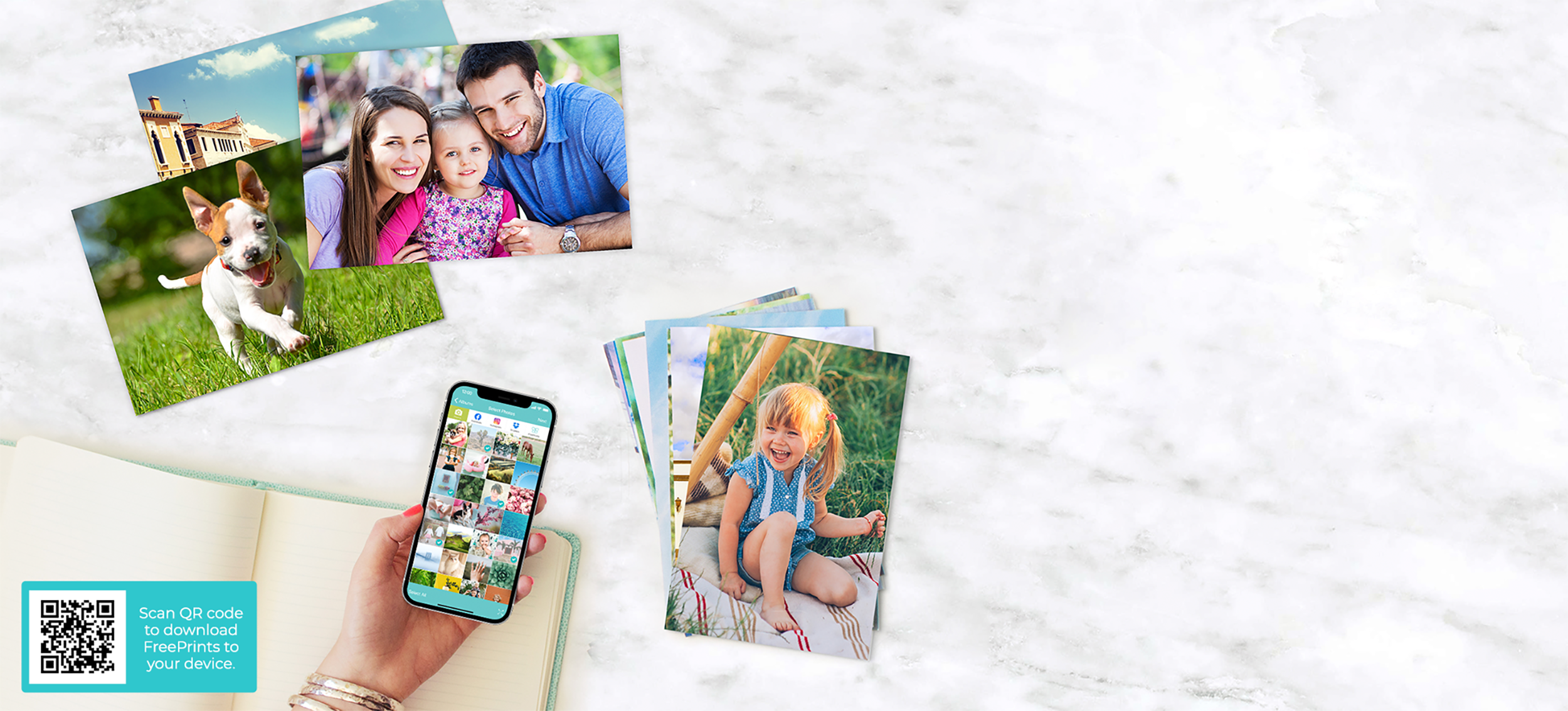 GET UP TO 500 FREE 6X4 PHOTO PRINTS