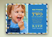 Boy Birthday Invitations