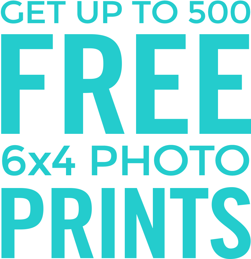 get up to 500 free 6x4 photo prints - Free Print Pictures